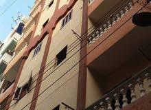 شقة 100 متر   للبيع بطنطا آخر شارع  النادي بعد السريع
