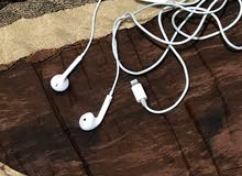 سماعات مال ايفون 7 بلص جدد