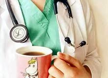 متوفر ممرض خبره في طب الطوارى والاسعافات الاوليه