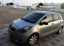 Toyota Yaris 2007 For sale - Silver color