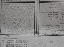 ارض سكنية الموقع ديل ال عبدالسلام ف صحم