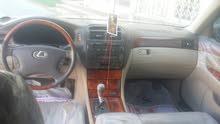 Lexus LS 2001 For sale - Beige color