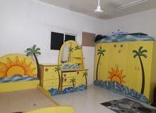 غرفه نوم اطفال