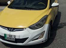 Used Hyundai Elantra for sale in Amman