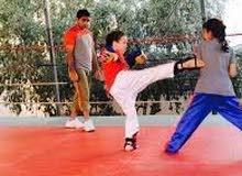 تدريب خاص وكلاس ملاكمه و كيك بوكسينج