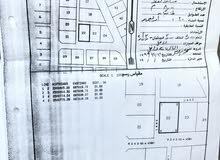 ارض سكنية للبيع مفتوحة من ثلاث جهات