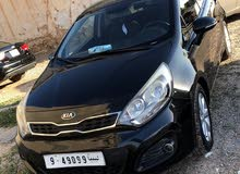 Gasoline Fuel/Power   Kia Rio 2013