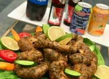 شركة الكوثر الصافي للخدمات التموينية تقدم وجبات شعبية