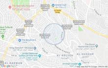 شقة للايجار في جبل الحسين