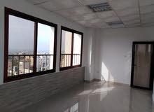 مكتب للإيجار ببرج بنك فلسطين - الجندي المجهول