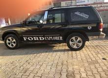 km mileage Ford Explorer for sale