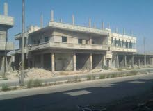 ارض للبيع حمص حي عشيرة عطريق فيروزه جنب هاي دار