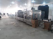مصنع تعبئة مياة