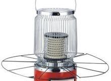 اقوى العروض على الدفايه الكهربائية على شكل فانوس ضمان عامين