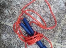 جهاز تمرين معدة حبل رياضة رشاقة