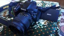كاميرا nikon d5200 نظافة فول السعر 450 بيها مجال