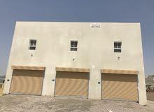 Shops and workers housing for rent in Alamerat للايجار محلات و سكن عمال في صناعية العتكية