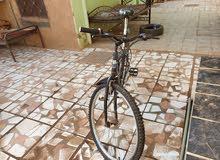 دراجه هوائيه بحاله ممتازه للبيه
