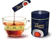 الشاي العشبي(Deepure)