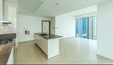 دبي مارينا غرفتين وصالة مع بلكونة واطلالة رائعة-ايجار سنوي