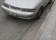 للبيع اقساط سيارة كيا سيفيا موديل 93  شكل 95 دفعه  1500  دينار  تلفون 0799863082
