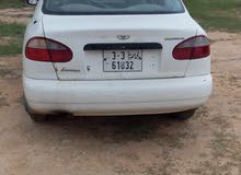 Daewoo Lanos 2000 For sale - White color