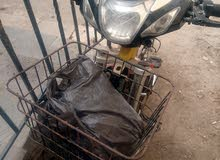 دراجة كهرباء خمسة بطرات
