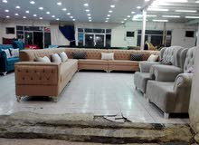For sale Sofas - Sitting Rooms - Entrances that's condition is New - Sakakah