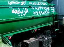 الربابعة لنقل المياة 3 متر 10 دنانير العنوان ضاحية الحسين
