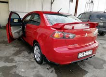Maroon Mitsubishi Lancer 2016 for sale