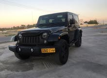 Automatic Jeep 2016 for sale - Used - Al Batinah city