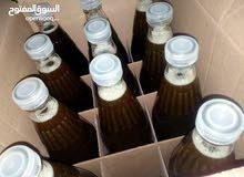 عسل سدر تربيه انتاج عمان بدون اي اضافات طبيعي