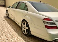 Mercedes-Benz S-350 AMG (Body kit) GCC.