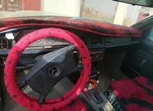 عربه مرسيدس 190 موديل 1983