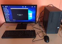 DESKTOP COMPUTER SET - HP (YANBU KSA)