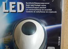 ضوء ( نواسه ) LED سنسور ليلي صنع الماني