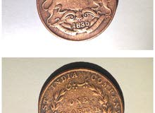 old coin year 1835