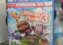 شريط ليتل بيق بلانيت 3 Little Big Planet 3 جديد