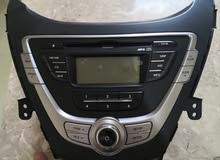 original Hyundai Elantra 2013-2014 multimedia system for sale