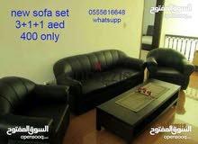 تختلف مجموعة أريكة قوية 7 مقاعد للبيع