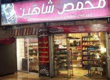 محل للبيع في جبل عمان شارع البحتري بابين