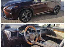 Lexus RX 2016 For sale - Brown color