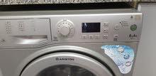 Ariston washing machine 8kg