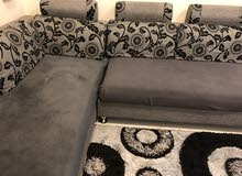 Sofa with Carpet for Sale 600 AED