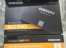 هارد ديسك اس اس دي 500 سامسونج ssd Samsung evo