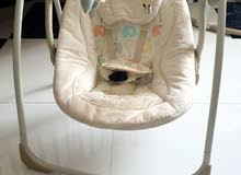 سداحه ومرجوحه للطفل الرضيع بداية العمر