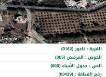 ارض للبيع في مرج الحمام قرب شارع الامير محمد