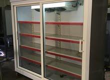تصنيع صيانة جميع أنواع الثلاجات ثلاجات الملاحم المطاعم والسوبر ماركت وكافة أعمال الستانلس