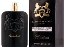 Original tester perfume De Marly Hamdani for sale