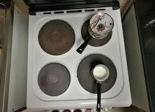 طباخ مع فرن كرهبائي براند وسترنبوينت